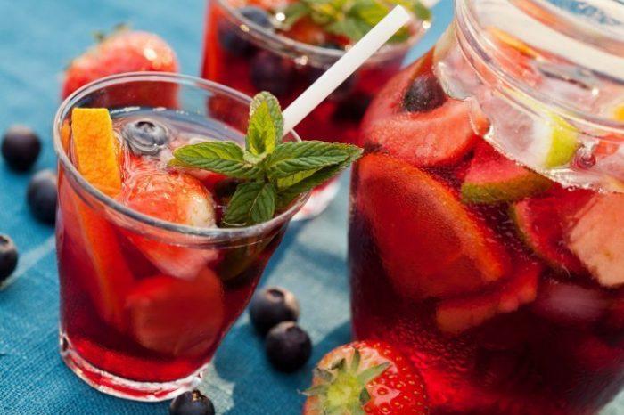 easy cocktail recipes sangria