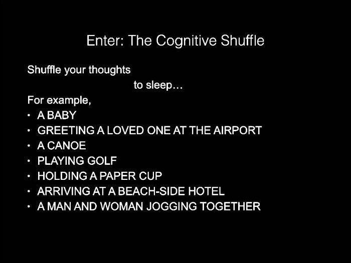 mysleepbutton cognitive shuffle
