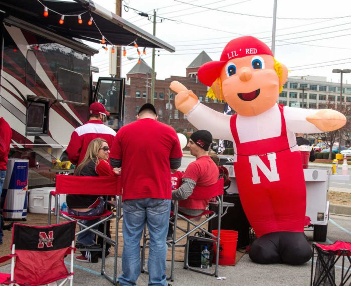 best colleges for tailgate