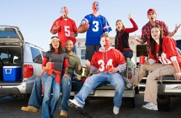 Best Colleges For Tailgating