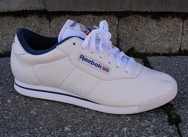 reebok princess european fashion