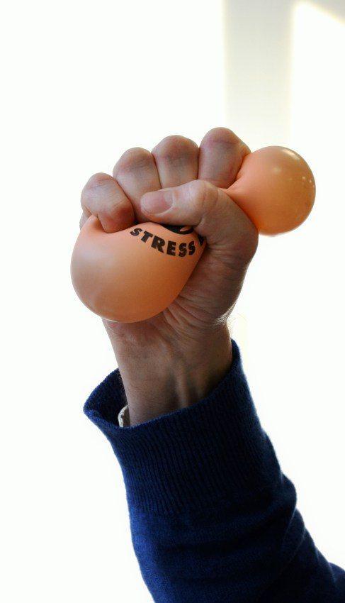 stress ball image