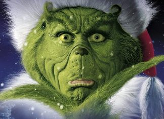 grinch holiday spirit