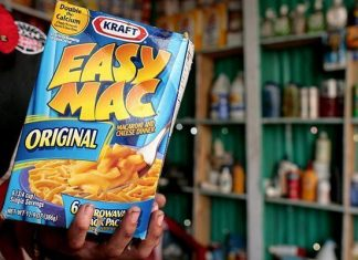 mac and cheese recall