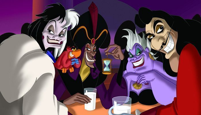 disney villains best top