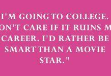 college quotes