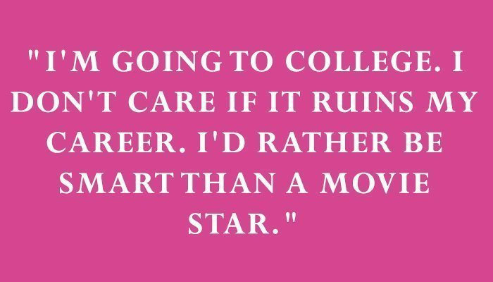 20 Of The Best College Quotes | Surviving College