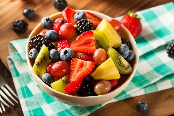 fruit of islam healthy summer fruit desserts