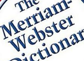Merriam-Webster dictionary nude