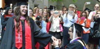 college marriage proposal princeton