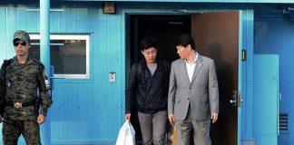 nyu student north korea