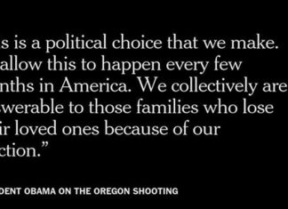 oregon shooting president obama speech