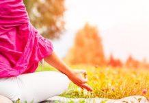 university of virginia yoga stress