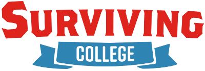 Surviving College logo