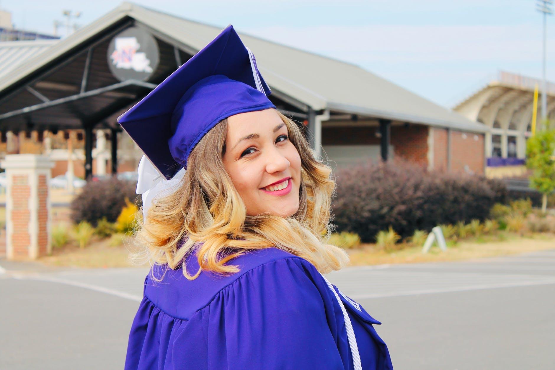 business graduates