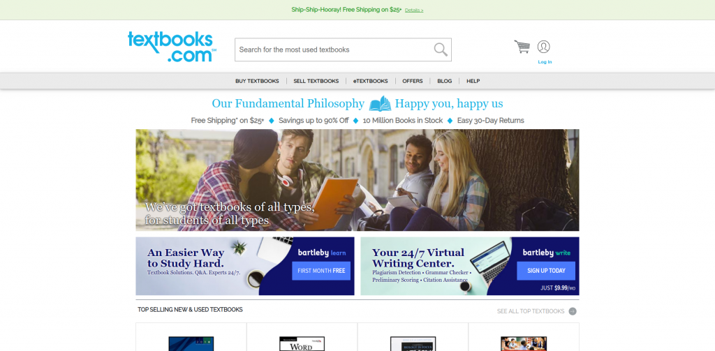 textbooks.com best place to buy textbooks homepage