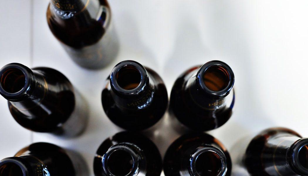 open beer bottles